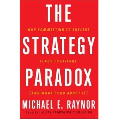 Book cover for The Strategy Cover